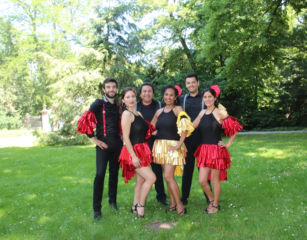 "Der ""Mambo"" Tanz aus Kuba"