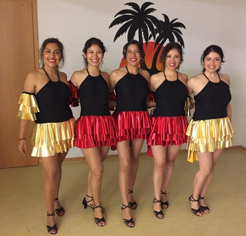 "Der ""Mambo"" Tanz aus Kuba, Latinka Event"